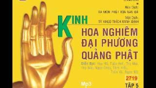 Kinh Hoa Nghiêm Đại Phương Quảng Phật - Phần 5 - DieuPhapAm.Net