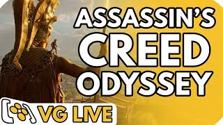 Assassin's Creed Odyssey | The Opening of the Game - VG Live