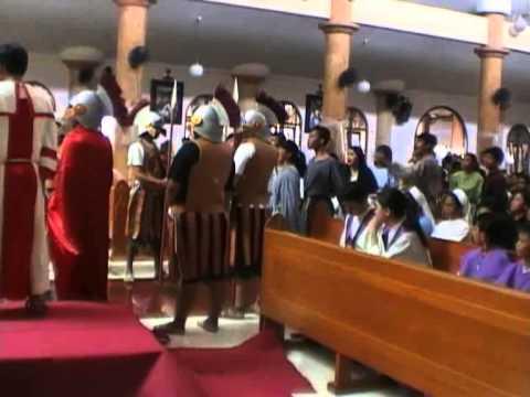Tablo OMK St. Thomas 2008 - Kisah Sengsara Yesus Kristus