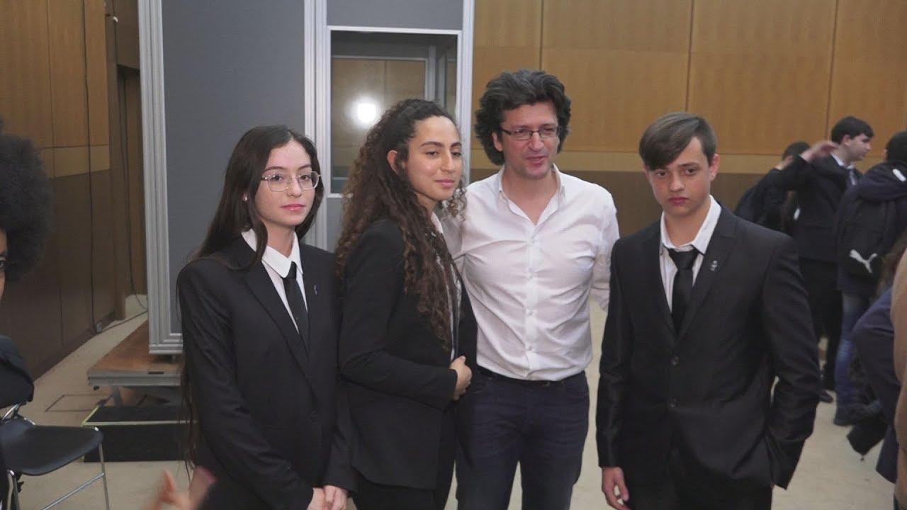 """Μαθητές από το Ισραήλ """"Νέοι πρεσβευτές"""" επισκέπτονται την Αθήνα"""
