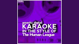 Human (Karaoke Version)
