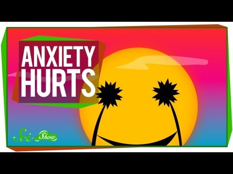 Anxiety Hurts