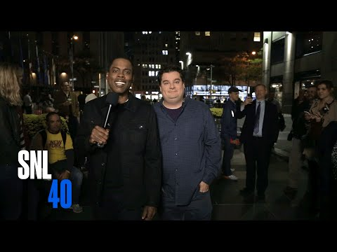 Saturday Night Live 40.05 (Promo 'Chris Rock')