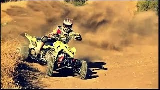 9. Suzuki LTR 450 | R450 Quad Racer | LT-R450 | Track Riding | Tribute compilation