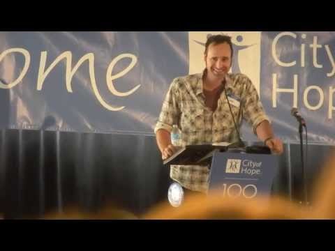Pt8-City of Hope 37th Annual BMT Reunion Sean Kent (Part 2)