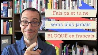Vous en avez marre d'être bloqué quand vous parlez français ? Ma solution dans cette vidéo... - Le Pack 2 - Discussions Authentique vous aidera à résoudre ce ...