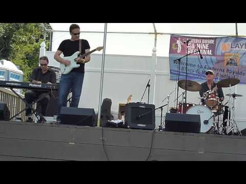 Cat's Eye Tonight by Roger Girke band @ Eastern's Bayside Blues & Wine Fest 2013