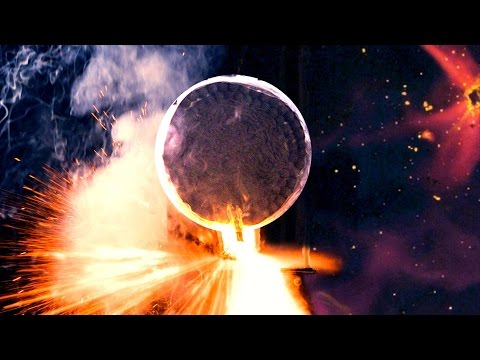 Mesmerizing SeeThrough Look at a Giant Firework Shell Igniting and Exploding in Ultra Slow