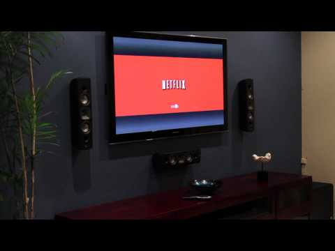 comment installer home cinema