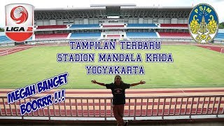 Download Video UNBOXING RUMAH TERBARU #PSIM YOGYAKARTA   THE NEW MANDALA KRIDA STADIUM YOGYAKARTA 2019 MP3 3GP MP4