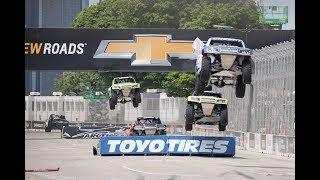 2017 Detroit - Stadium SUPER Trucks - CBS Sports Network