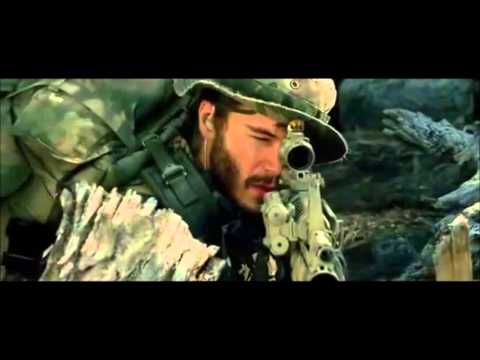 Lone Survivor - How fast are these guys? / Contact scene