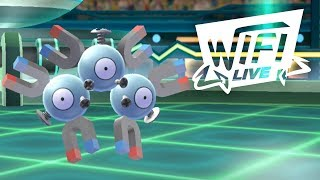 Pokemon Let's Go Pikachu & Eevee Wi-Fi Battle: Magneton Manipulates The Metal! (1080p) by PokeaimMD
