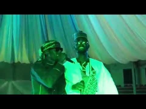 Ruwan zuma live performance Nazifi and Ali jita