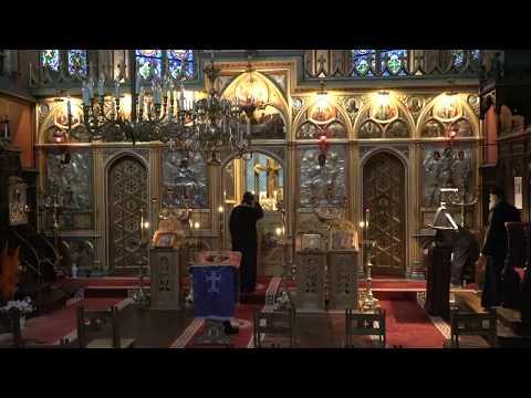 2020.03.26 ora 18:00 DIRECT Pavecernița mare, Catedrala din Paris