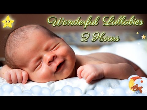 Video 2 Hours Super Relaxing Baby Music ♥♥ Most Soothing Bedtime Lullaby No. 9 ♫♫ Cute Smiling Baby Asleep download in MP3, 3GP, MP4, WEBM, AVI, FLV January 2017