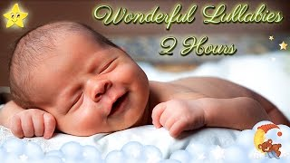 Video 2 Hours Super Relaxing Baby Music ♥♥ Most Soothing Bedtime Lullaby No. 9 ♫♫ Cute Smiling Baby Asleep MP3, 3GP, MP4, WEBM, AVI, FLV Oktober 2018