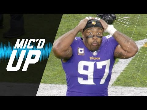 Video: Mic'd Up Saints vs. Vikings Divisional Round