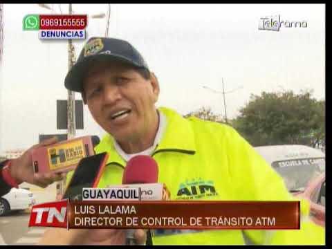 Varios vehículos retenidos en operativo de la ATM por falta de revisión técnica