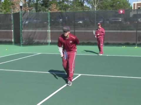 Tennis Tip: The I-Formation Doubles Strategy
