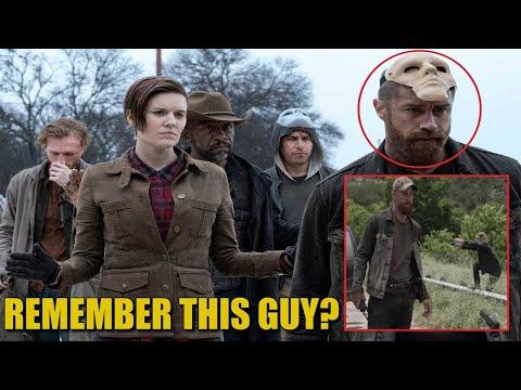 Fear The Walking Dead Season 6 Episode 5 Promo Photos News & Breakdown - Do You Remember This Guy?