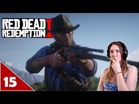 Red Dead Redemption 2 Gameplay | Part 15 - Attempts at peace