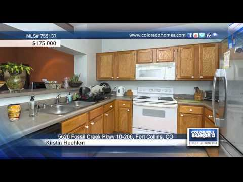 5620 Fossil Creek Pkwy 10-206  Fort Collins, CO Homes for Sale | coloradohomes.com