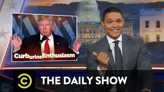 Obama Says Goodbye & Trump (Allegedly) Gets a