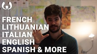 This video was submitted by Pau Mateo from Oviedo, Spain, where he lives and studies. Pau's native language is Catalan, having learned Lithuanian abroad, Italian with his partner, and English, French, and Spanish in school. Catalan is spoken by as many as 9 million people, primarily in the Spanish regions of Catalonia, Valencia, and the Balearic Islands, as well as by communities in France and Italy. It is also the national language of Andorra.Help us caption & translate this video!http://amara.org/v/8Mw3/