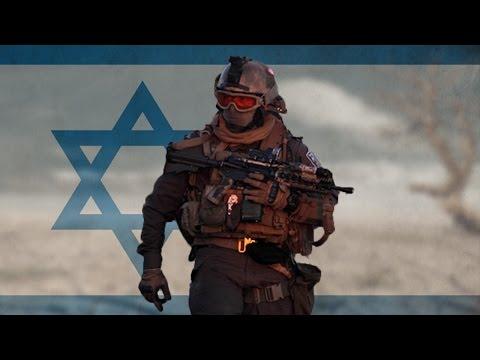 Forças Especiais de Israel – Israeli Special Forces 2017