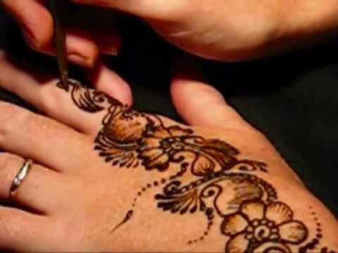       Henna Application