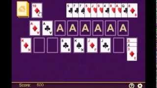 Terrace Solitaire Free YouTube video