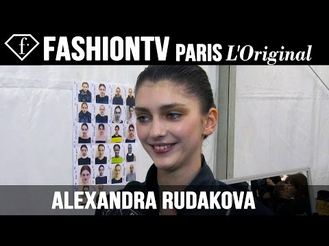 Fashion TV - http://www.FashionTV.com/videos MODEL TALK - Alexandra Rudakova talks to FashionTV about her personal style. For franchising opportunities with FashionTV, CONTACT US: http://www.fashiontv.com/cont...