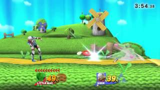 Little Mac's KO punch windbox kills
