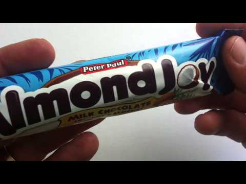 Almond Joy review
