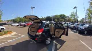 Autoline's 2009 Saturn VUE XR Walk Around Review Test Drive