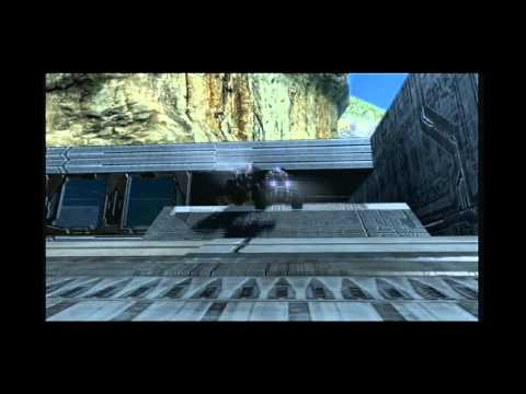Halo Reach Super Cross Tournament: Season 1, Race 3. (Halo Reach Machinima) [HD] (видео)