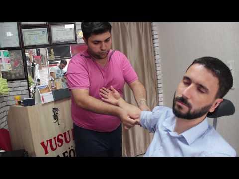 ASMR Turkish Barber Face, Head and Body Massage 144 👍👍💆♂️💈