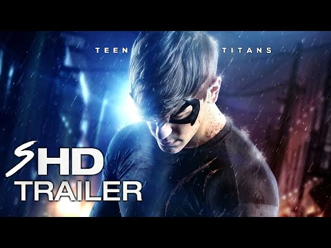TEEN TITANS (2021) - Theatrical Trailer Concept HOLLAND RODEN, RAY FISHER (Fan Made)