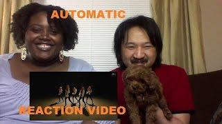 K-Pop Reaction Video- Automatic (Red Velvet)