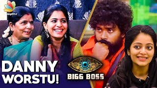 Video Danny is the Worst Character in Bigg Boss : Janani Family interview | Kamal Haasan, Promo MP3, 3GP, MP4, WEBM, AVI, FLV Agustus 2018