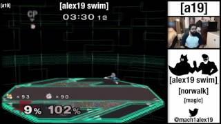 Alex19 on Hbox and 20XX's creator, Achilles