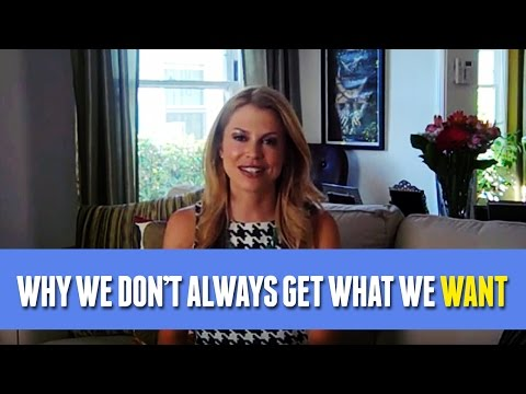 Why we don't always get what we want - EP 29
