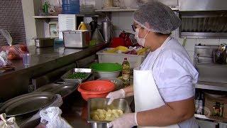 Marília: delivery não mantém restaurantes