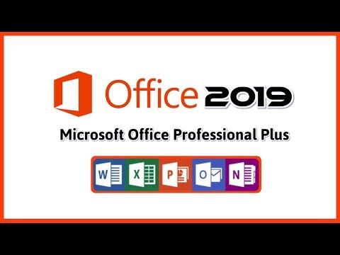 Bast Way To Permanently Activate Microsoft Office Professional Plus 2019 ✔