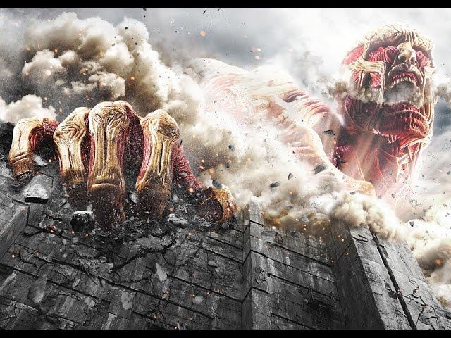 「進撃の巨人 ATTACK ON TITAN」立体機動予告編
