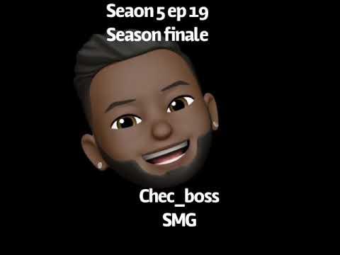Season 5 ep 19 (season finale )