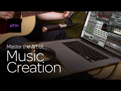 Beats, Percussion, and Rhythms with Pro Tools and Maschine