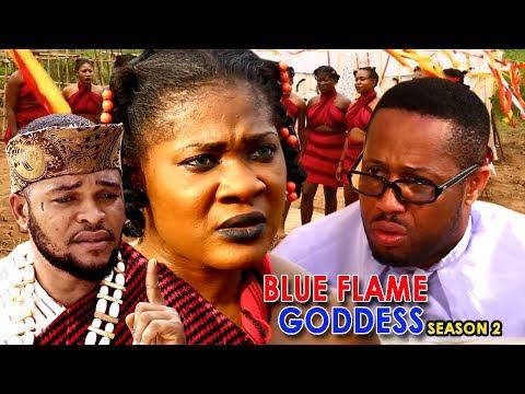 Blue Flame Goddess Season 2 - Mercy Johnson 2018 Latest Nigerian Nollywood Movie Full HD | 1080p
