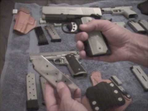 IWB Concealed Carry Options Part 1